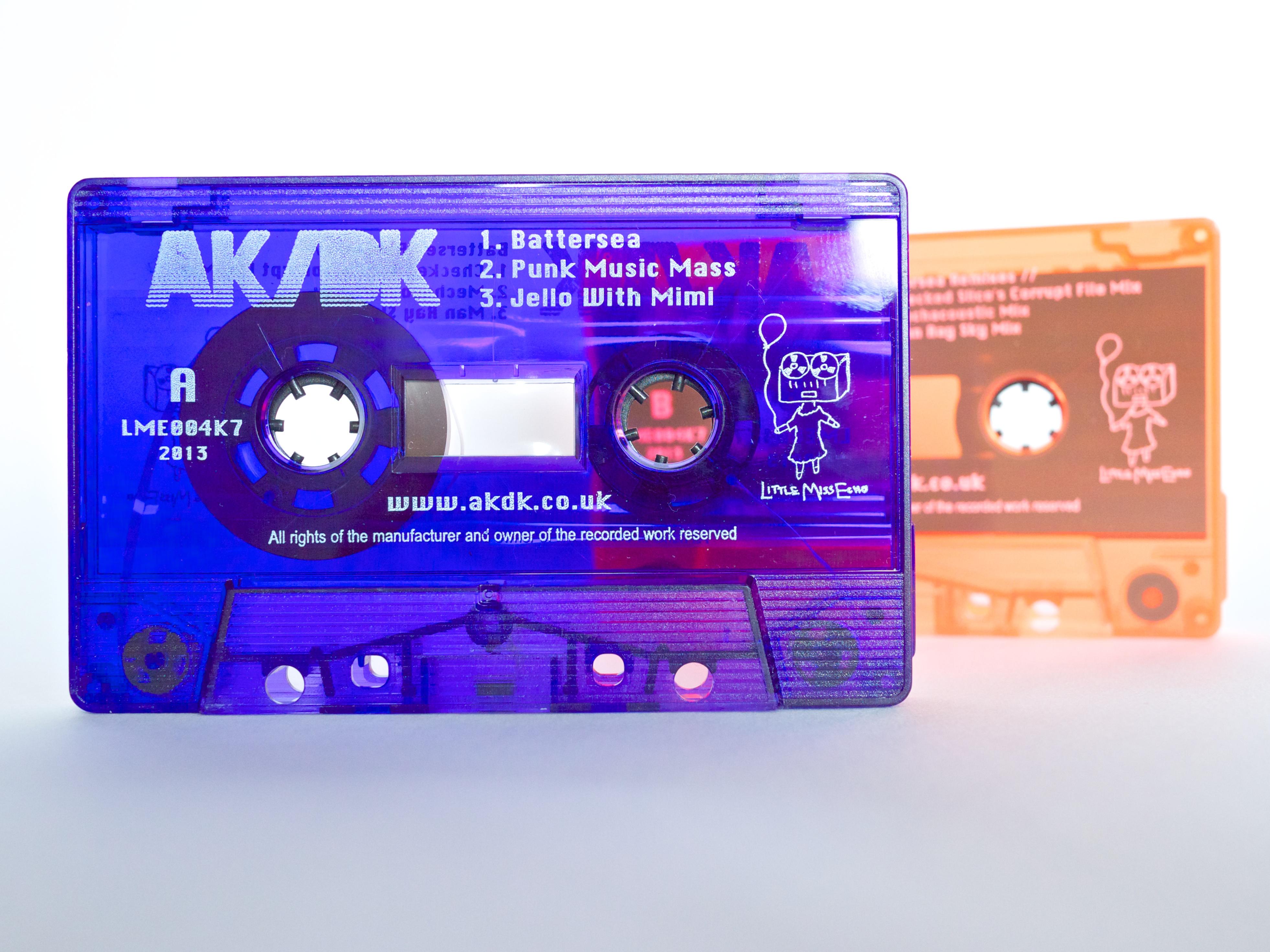 Dispatch #3 Cassettes