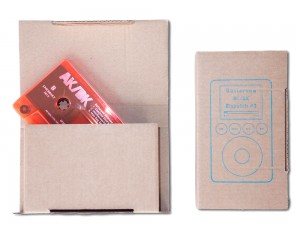 Dispatch #3 Packaging