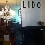 First Gig at Lido