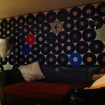 Good records on the wall